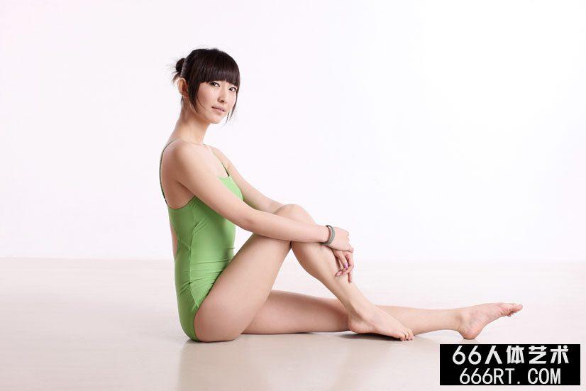 嫩模晨宇10年3月18日棚拍体操艺术