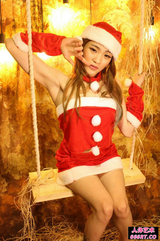 室拍圣诞美妇甜甜调教写真